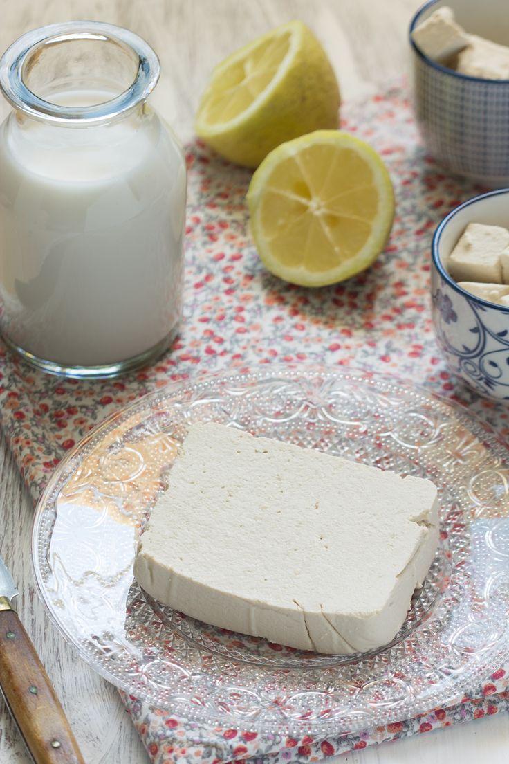 Faire son tofu maison, c'est simple. Si simple même que je me sens un peu bête de me lancer seulement maintenant… Il faut dire qu'acheter un paquet de tofu au magasin bio c'est très pratique, d'autant plus qu'à la maison,...