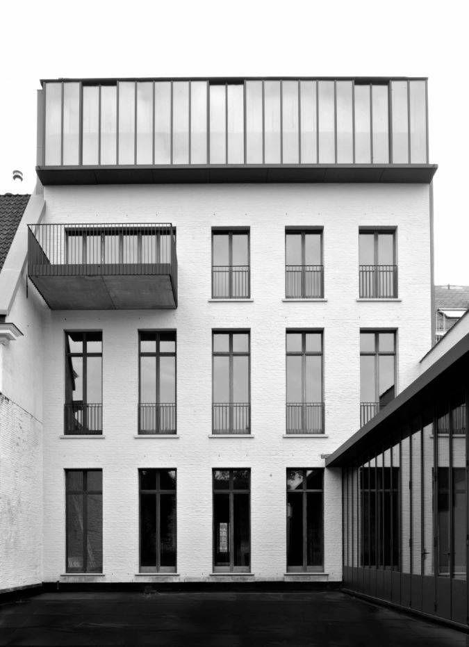 Project in Gent - Vincent Van Duysen