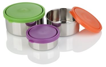 Win a Mira Stainless Steel Lunch Box Trio Ends 4/12