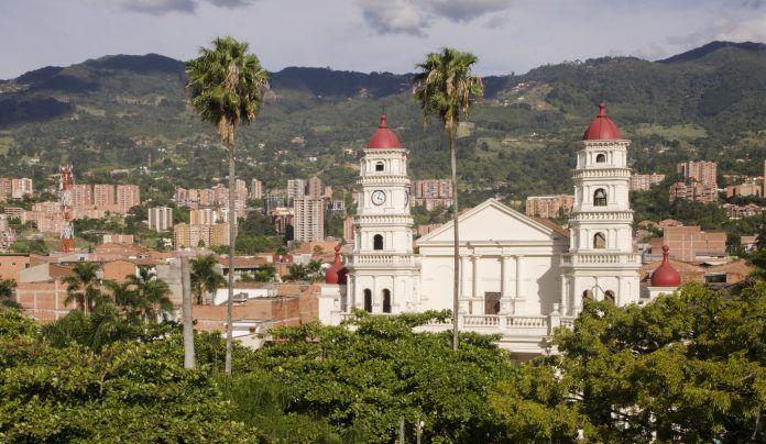 Iglesia de Envigado, Antioquia