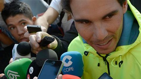"""Rafael Nadal criticized Spain's female Davis Cup captain on Tuesday for feeding a """"false and absurd"""" debate that started when his coach and uncle questioned whether a woman could coach in the men's game."""