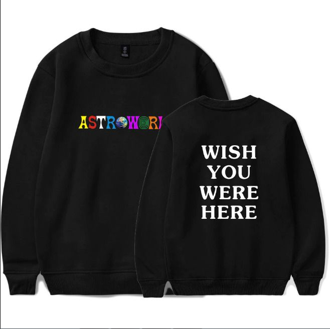 17ab315272ac TRAVIS SCOTT ASTROWORLD Sweatshirt FOR MEN FOR Autumn #fashion #clothing  #shoes #accessories