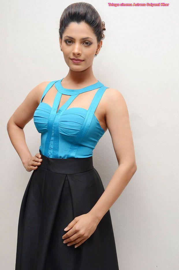 Telugu cinema Actress Saiyami Kher