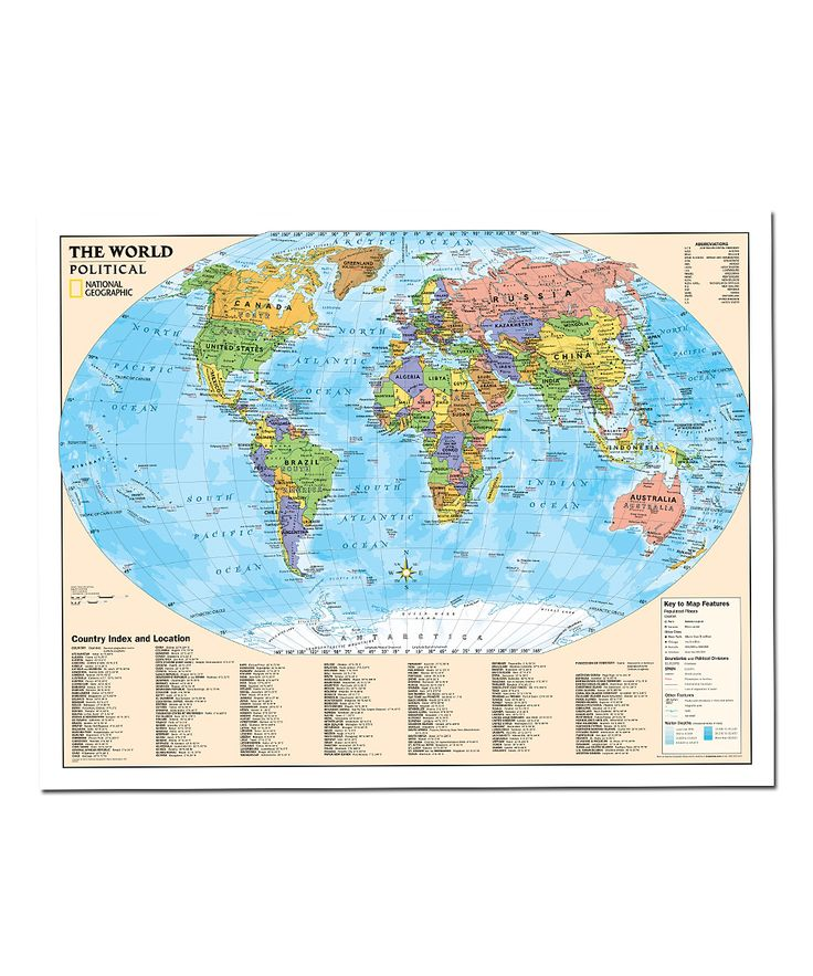 17 best ideas about world political map on pinterest for Executive world map wall mural