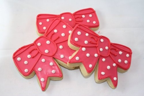 1000  images about bows cookies on pinterest