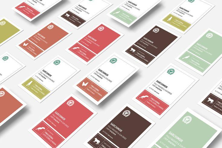 Special Harvest Cafe Custepec — The Dieline - Branding & Packaging