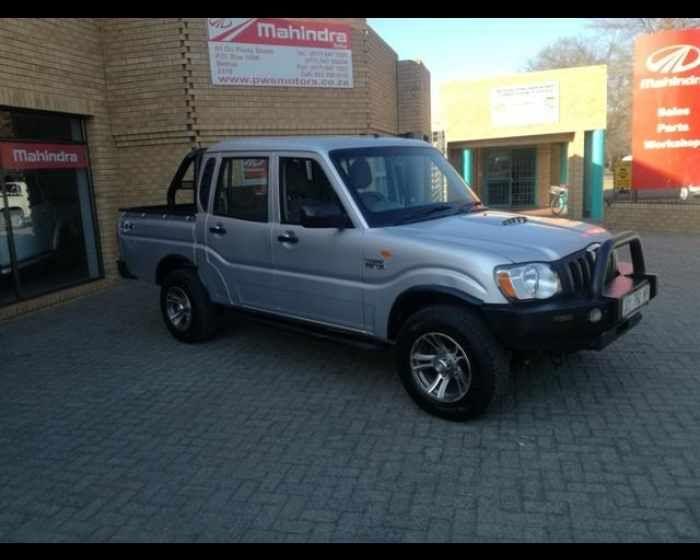 Https Www Pwsmotors Co Za Mahindra Scorpio Used Bethal For Sale