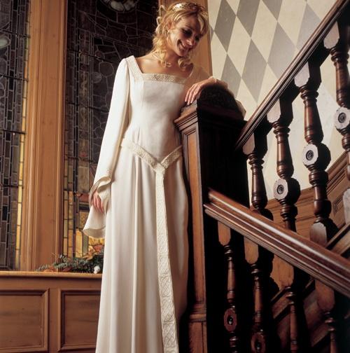 Remake of Eowyn's dress.