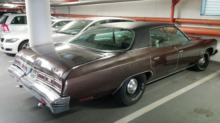 1974 Chevy Impala
