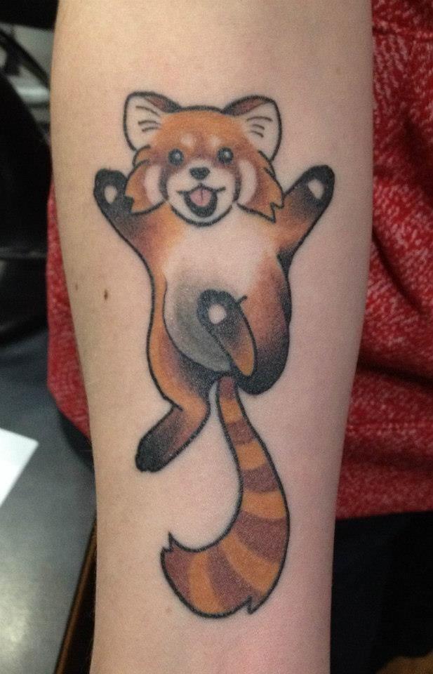 32 best Panda Flower Tattoo images on Pinterest | Panda ... - photo#29