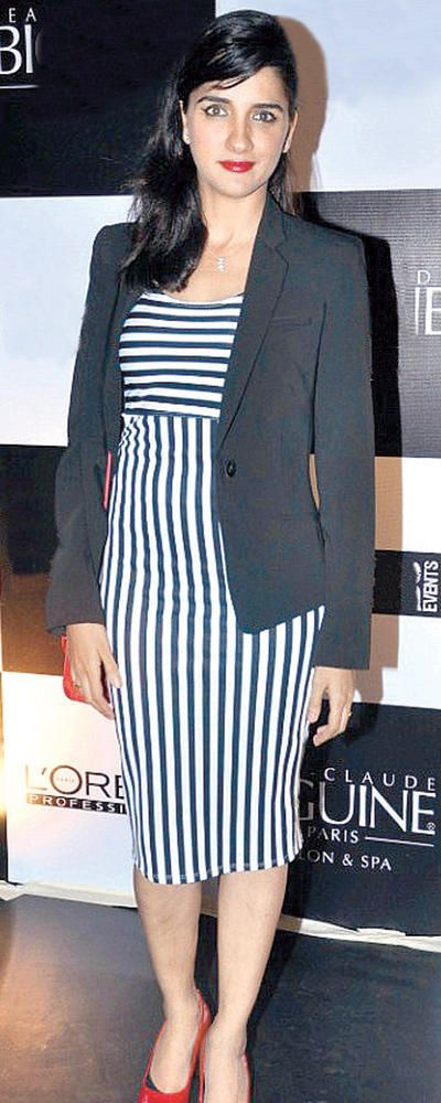 Shruti Seth #Bollywood #Fashion #Style #Beauty #Page3