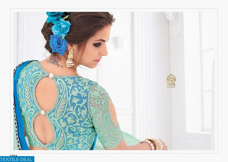 Explore and Buy now Sasya Vogue Wholesale Present Function and Party Wear Heavy Ethnic Sarees Catalog from #TextileDeal at Best Price