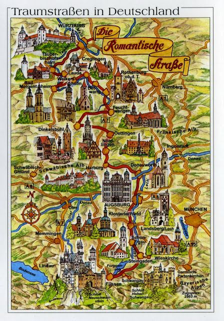 1000 Images About Germany Romantic Road Trip On Pinterest Trips Romantic And Bavaria