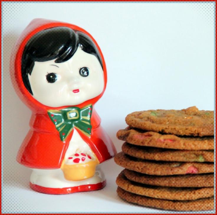 * De koekjes van Roodkapje * met recept!