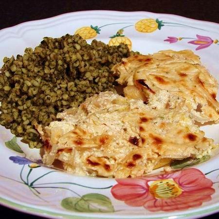 Egy finom Tejszínes hal spenótos bulgurral ebédre vagy vacsorára? Tejszínes hal spenótos bulgurral Receptek a Mindmegette.hu Recept gyűjteményében!