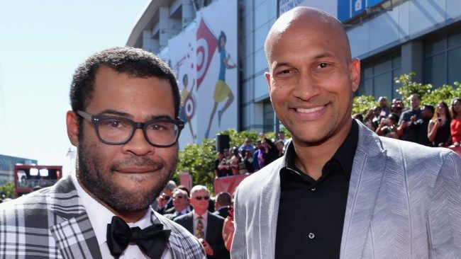 """Hot Comedy Duo Key & Peele in Talks To Resurrect the """"Police Academy""""Franchise"""