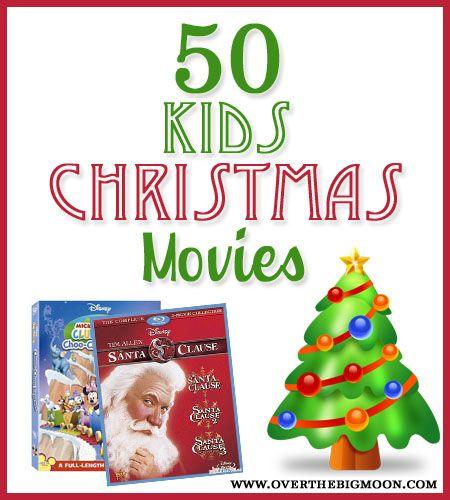 50 Kids Christmas Movies