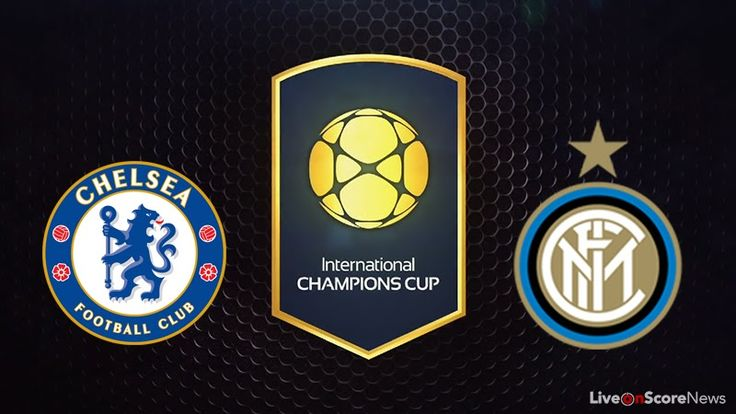 K.O 29 July 18.35 Chelsea vs Internazionale Milan live streaming ICC via Mobile Android IOS Iphone and PC Free HD SD http://ift.tt/2tIKmN5 EPL Favorite Match SerieA