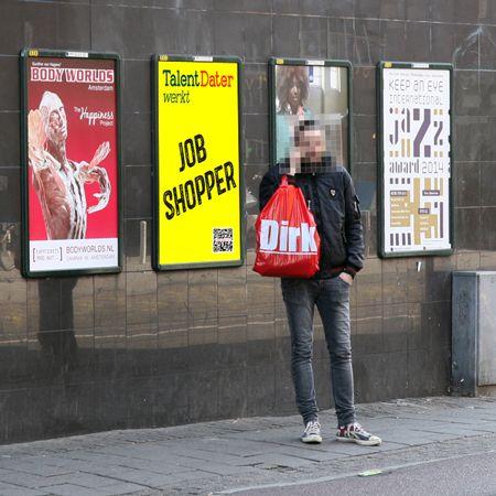 TalentDater werkt campagne
