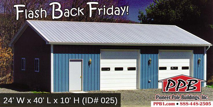 11 best four car garages images on pinterest car garage for 10 x 11 garage door