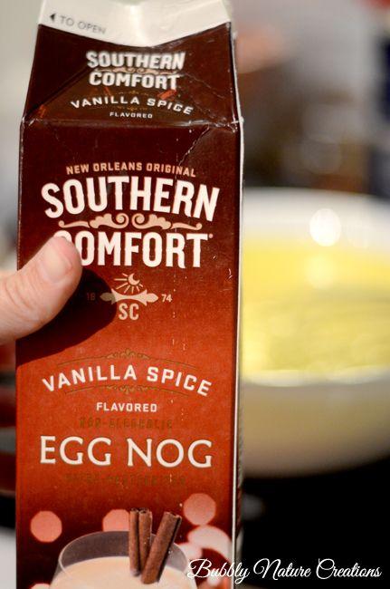 southern comfort eggnog - Google Search