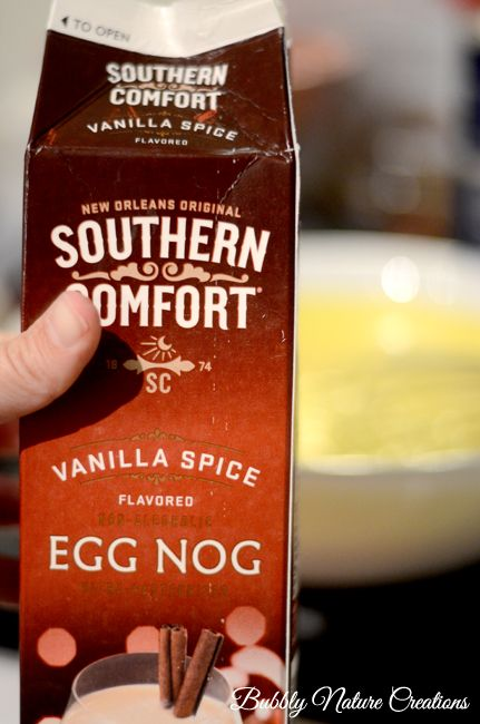 southern comfort eggnog - Google Search