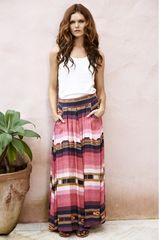 'A Thrill from Brazil' Maxi Skirt | Binny