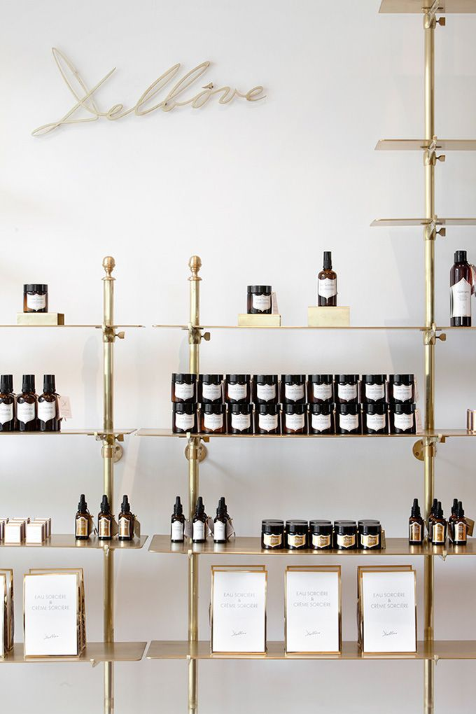 Delbove Cosmetics Flagship Store – Brussels