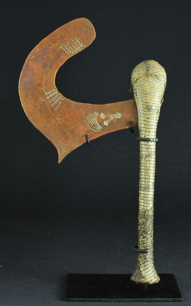Hache Songye Congo ART Tribal Arts Premiers Basongye AXE Africa Kongo | eBay