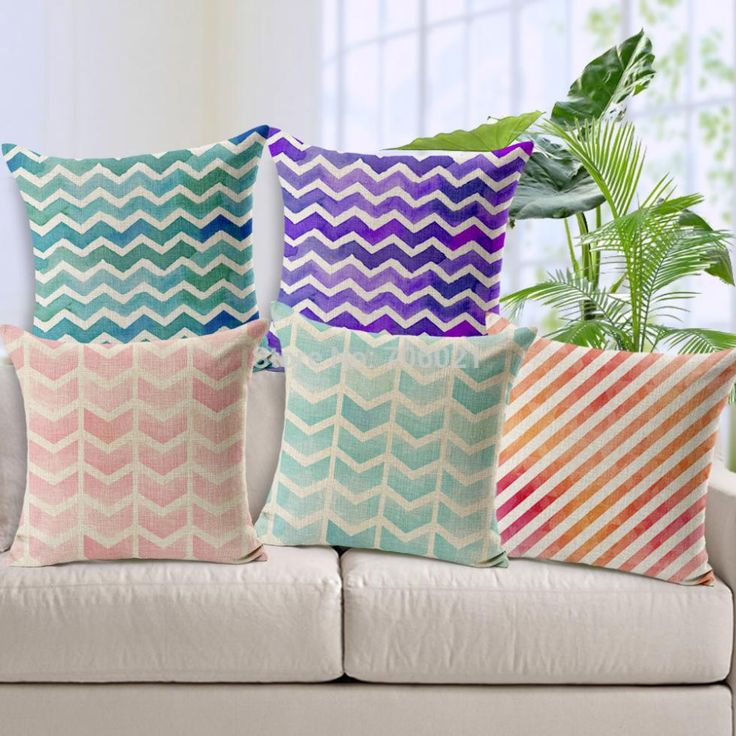Cheap pillow linen, Buy Quality pillow duck directly from China pillow store Suppliers: end2015 Decorative Pillows Wholesale, Colored Geometric Cushion Cover Linen Cushion Cover Home Decor Cojin Just pillo