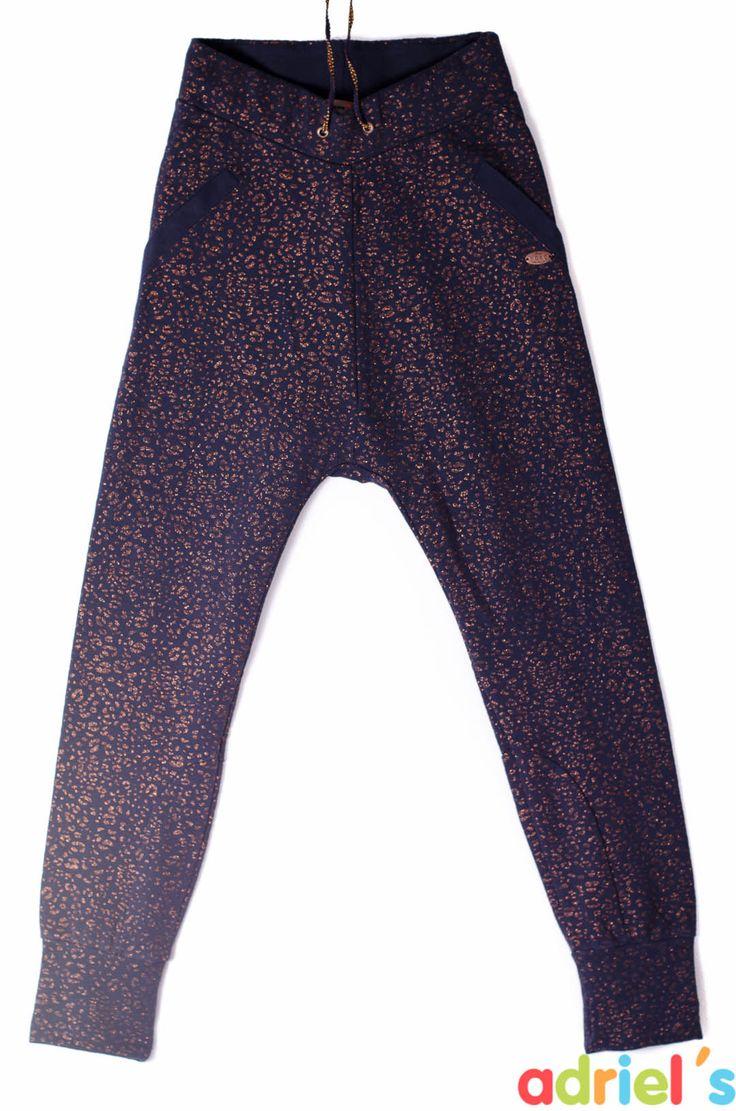 Pantalones marino para niña de NONO.