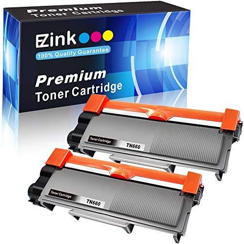 High Yield TN660 TN630 Black Toner Cartridge for Brother MFC-L2700DW MFC-L2740DW
