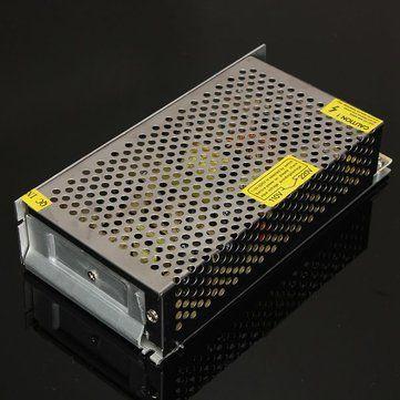 AC110V 220V à DC12v 12.5A 150W puissance de commutateur de transformateur de tension électrique pour LED bande Vente - Banggood.com