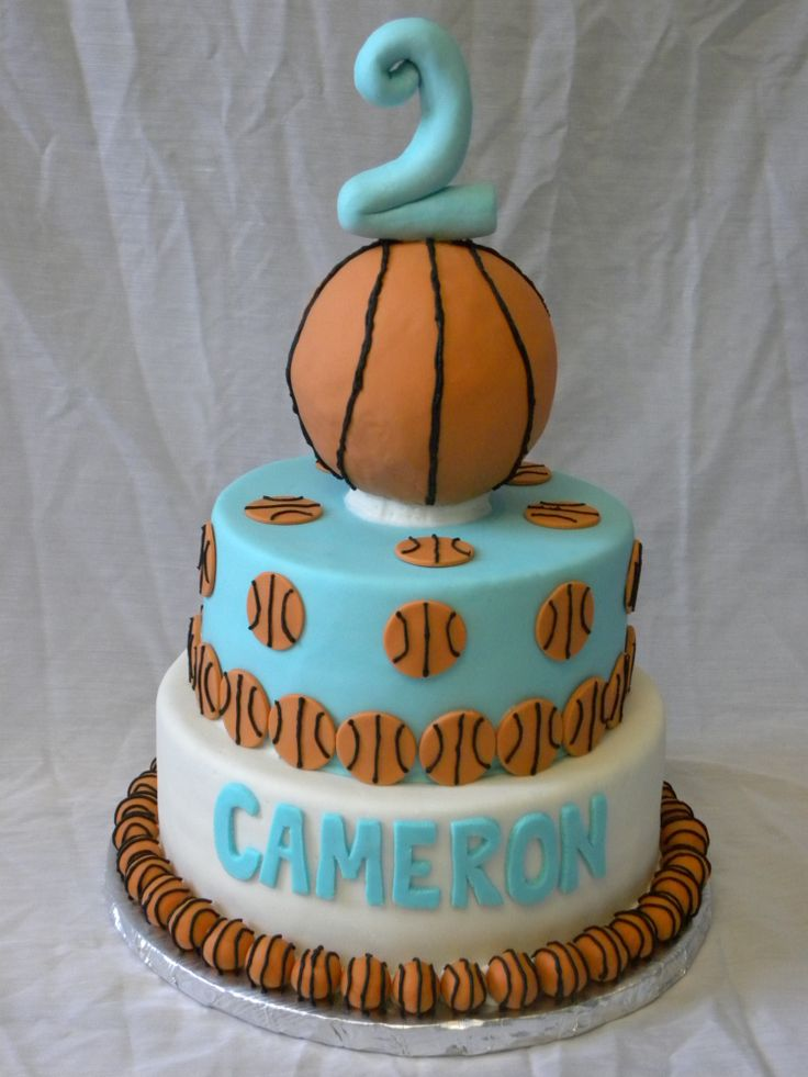 17 best ideas about Basketball Birthday Cakes on Pinterest ...