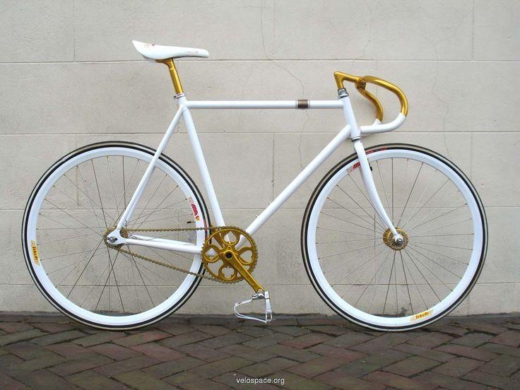 Beautiful Fixie Bike.
