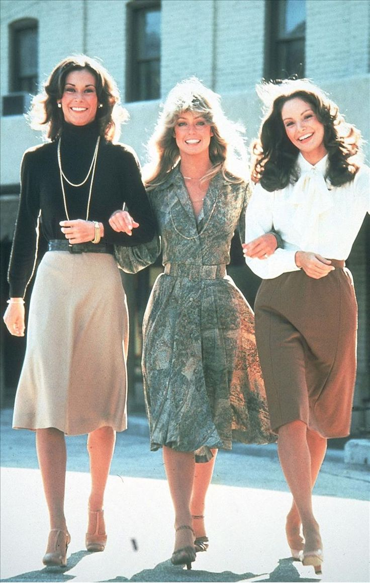 Charlie's Angels - I always wanted to be 'Angel' Kelly Garrett when I grew up!