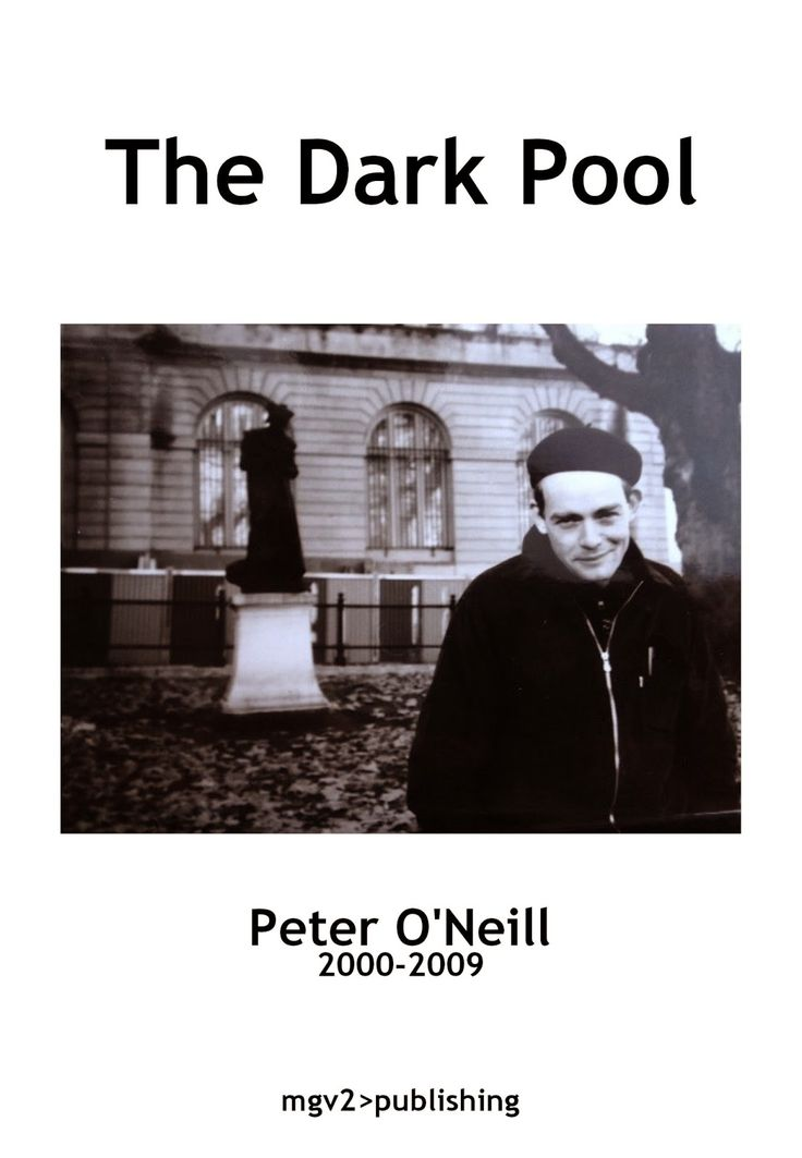 mgv2>publishing: The Dark Pool by Peter O'Neill