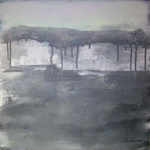50x50 / acryl on canvas / 2009 / sold