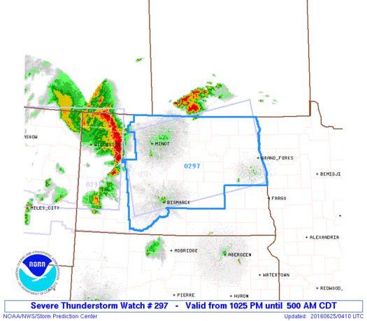 SPC Severe Thunderstorm Watch 297 Status Reports - http://blog.clairepeetz.com/spc-severe-thunderstorm-watch-297-status-reports/