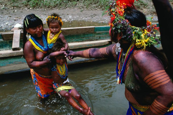 Panama: Parque Nacional Darien