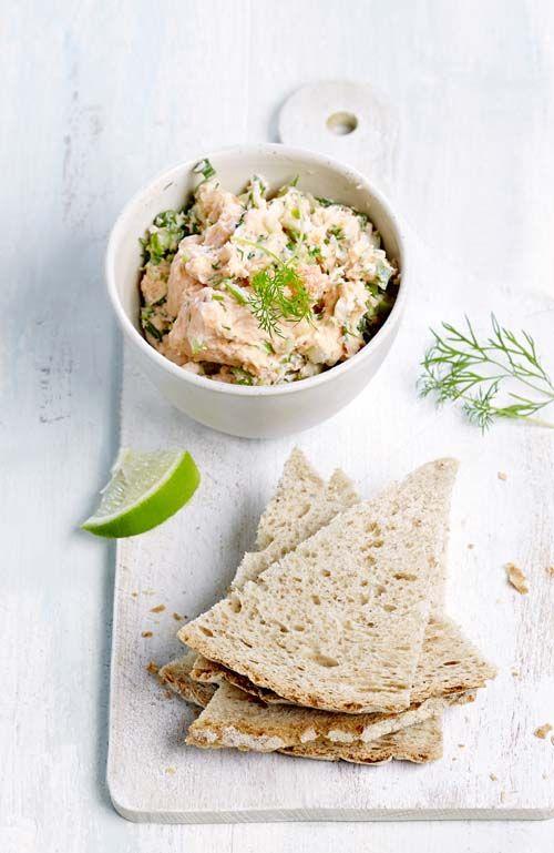Zalmsalade - Colruyt Culinair !