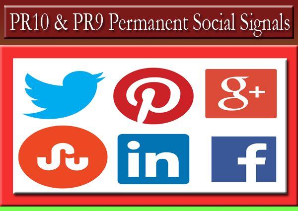 social signals 70 twitter 30 pins 20 FB 25 google plus 25 linkedin 10 stumbleupon.  #socialsignals #backlinks #pinterestrepins #facebookshares