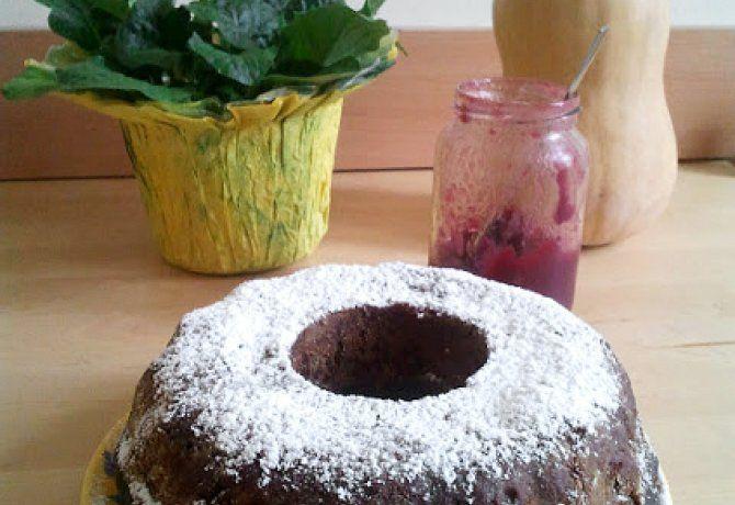 Halloweeni csokis-sütőtökös kuglóf | NOSALTY – receptek képekkel