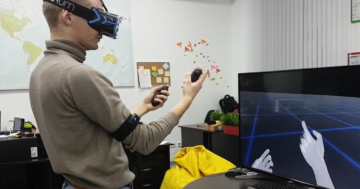 Finch Shift universal VR controller helps you come to grips with virtual worlds