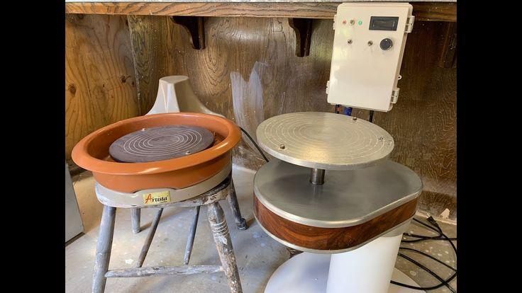artista pottery wheel review