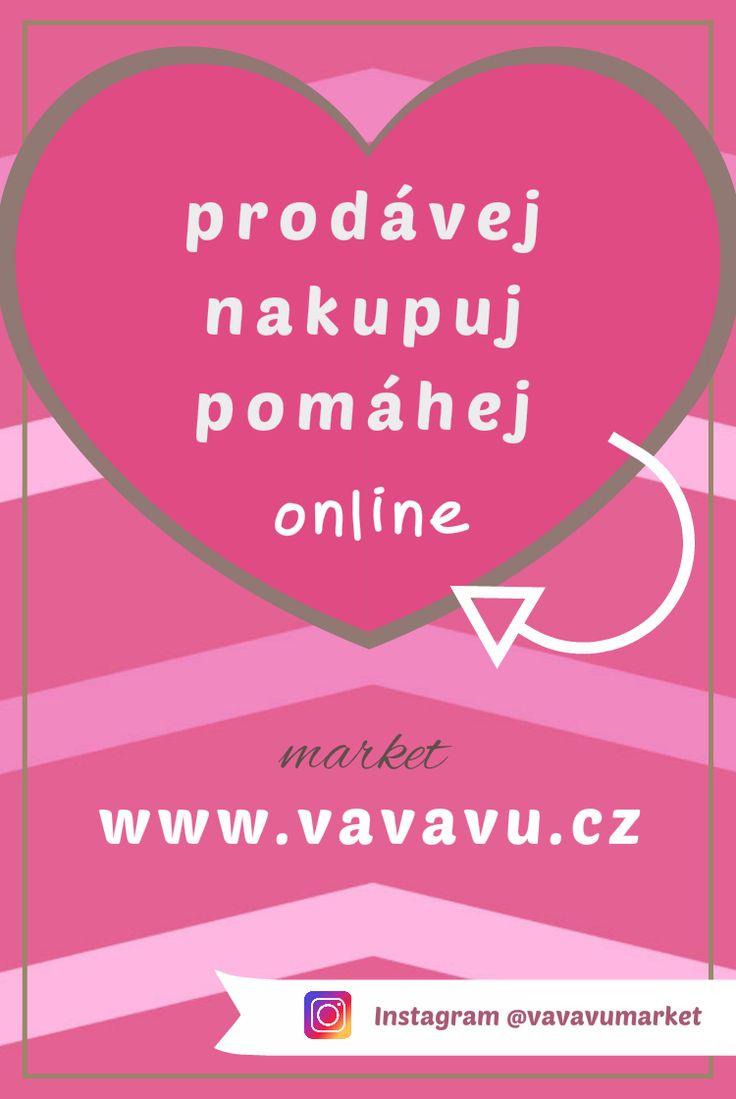 Vaše výrobky se můžou dostat na náš Instagram @vavavumarket.