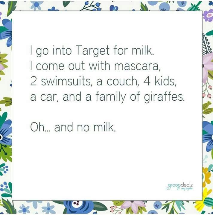 Shopping at Target                                                                                                                                                                                 More