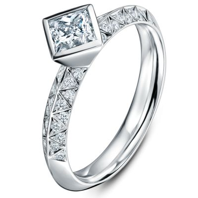 Designer Engagement Rings UK from Andrew Geoghegan
