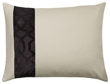 Avalon - Sham by Mystic Home, Standard transitional-shams