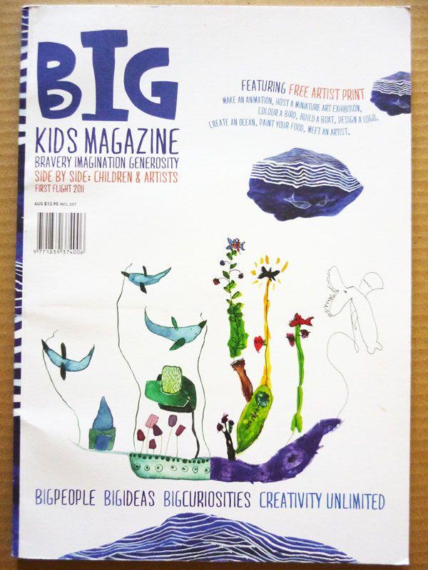 BIG kid's magazine
